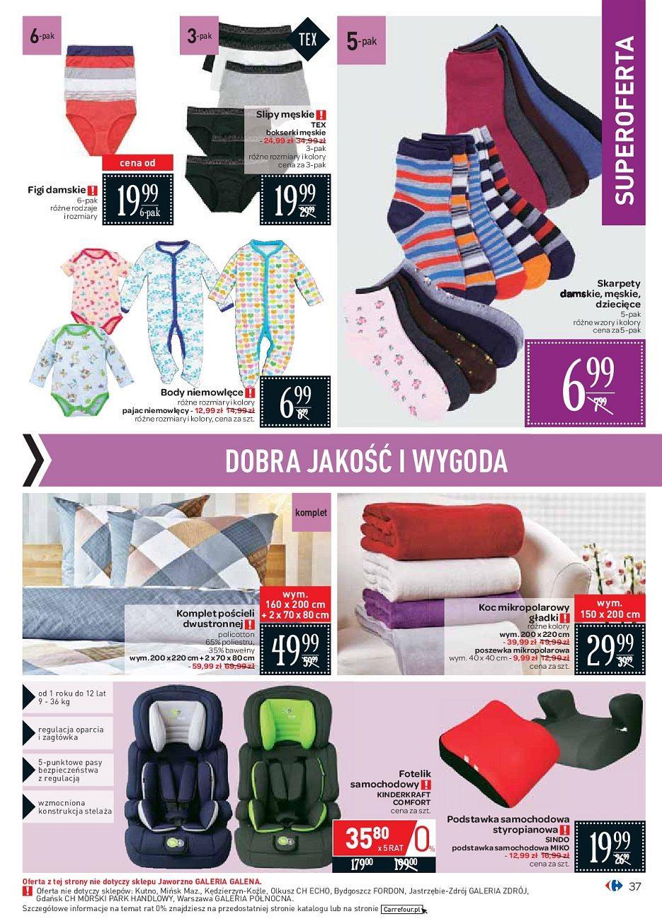 Gazetka promocyjna Carrefour do 18/08/2018 str.36