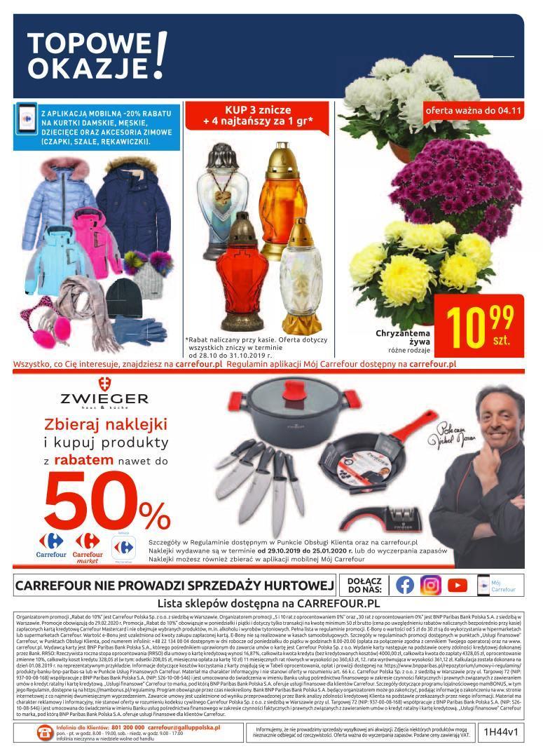 Gazetka promocyjna Carrefour do 09/11/2019 str.48