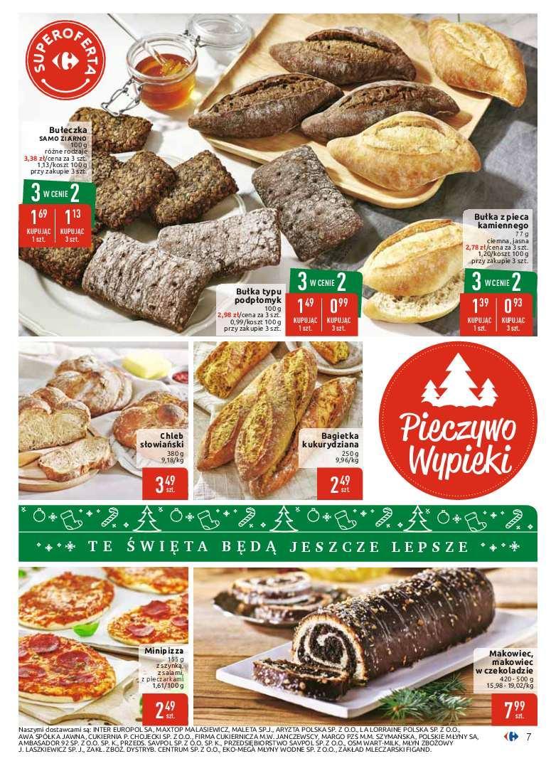 Gazetka promocyjna Carrefour do 08/12/2018 str.7