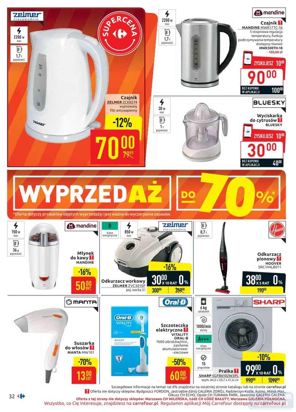 Gazetka promocyjna Carrefour do 22/06/2019 str.31