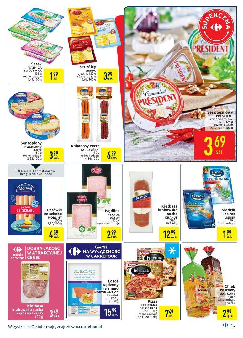 Gazetka promocyjna Carrefour do 11/05/2019 str.12