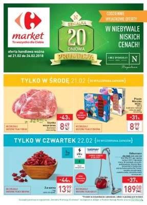 Carrefour Market od 21lutego