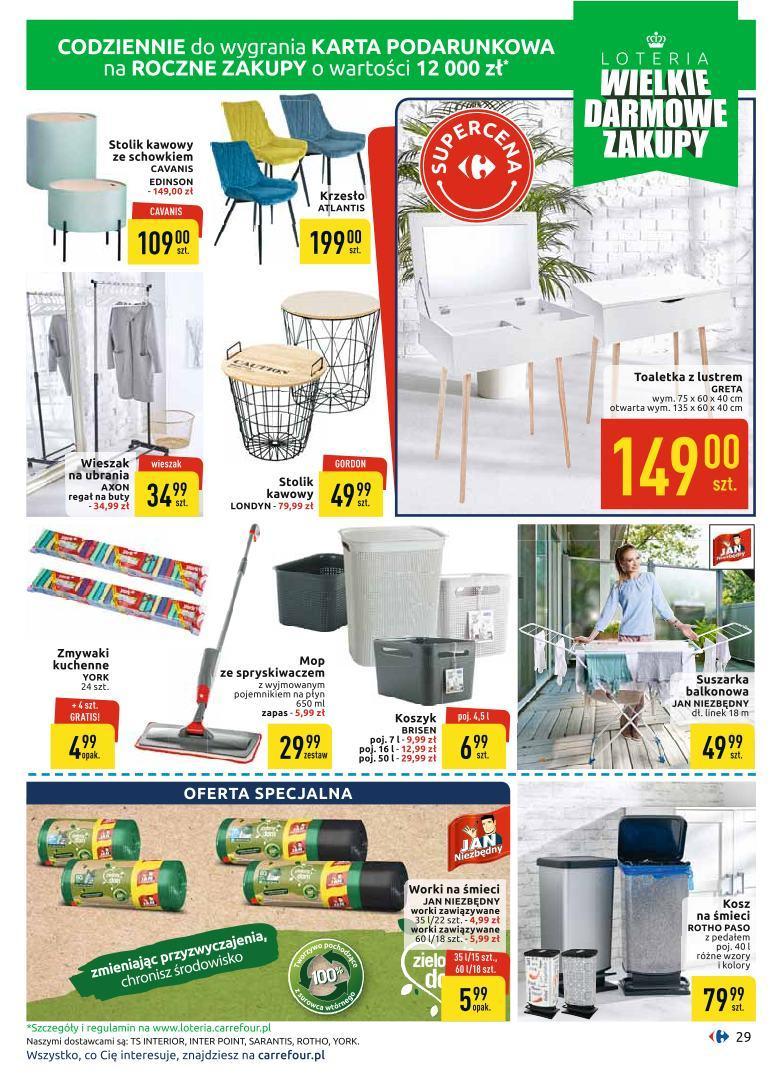 Gazetka promocyjna Carrefour do 12/10/2019 str.29