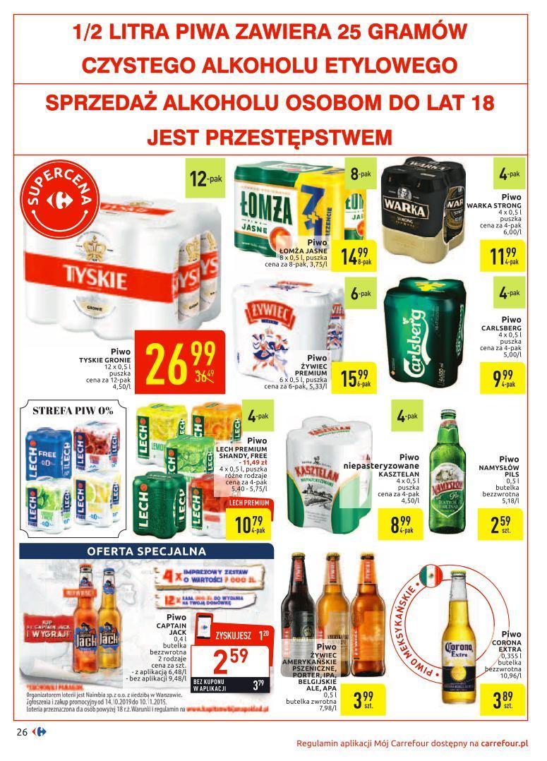 Gazetka promocyjna Carrefour do 09/11/2019 str.26