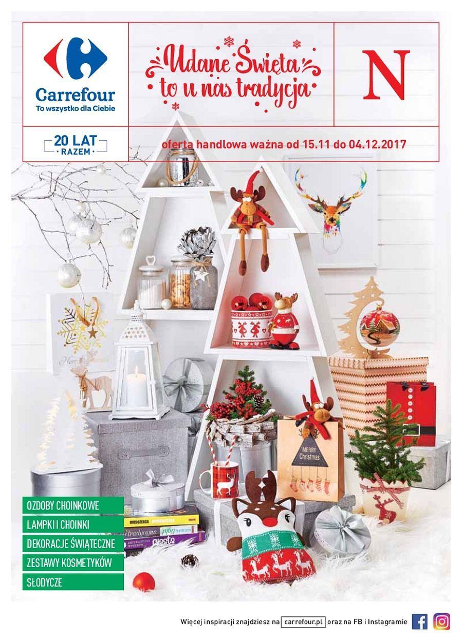 Gazetka promocyjna Carrefour do 04/12/2017 str.0