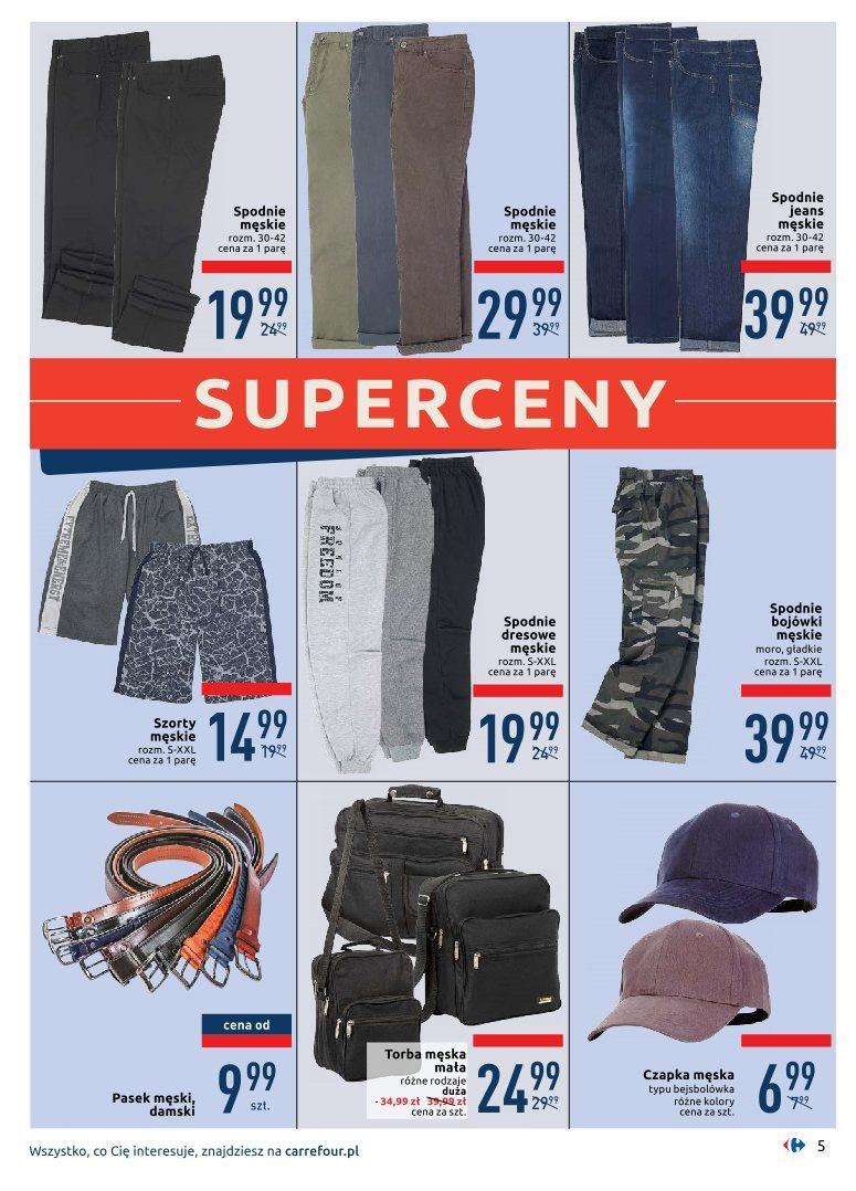 Gazetka promocyjna Carrefour do 20/04/2019 str.4