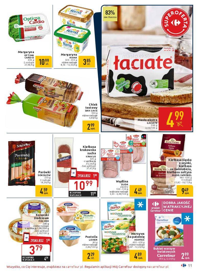 Gazetka promocyjna Carrefour do 19/01/2019 str.11