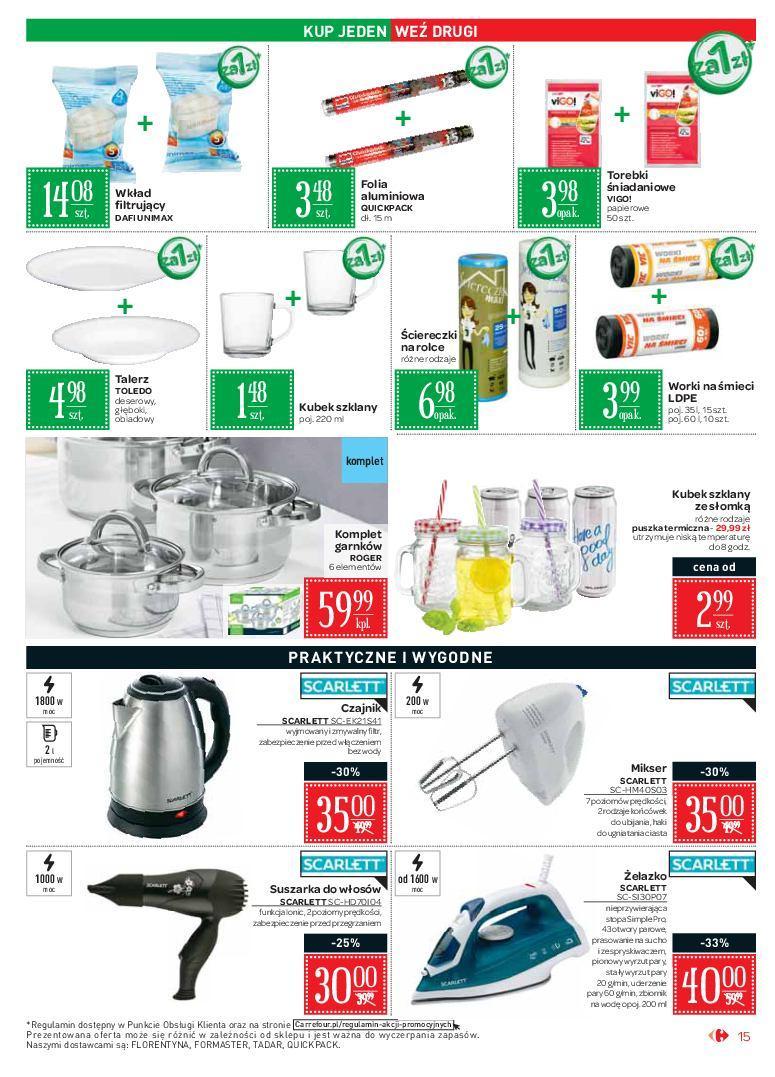 Gazetka promocyjna Carrefour Market do 07/07/2018 str.14