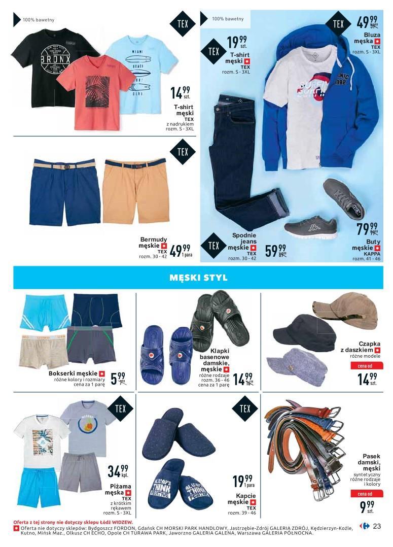 Gazetka promocyjna Carrefour do 26/05/2019 str.22
