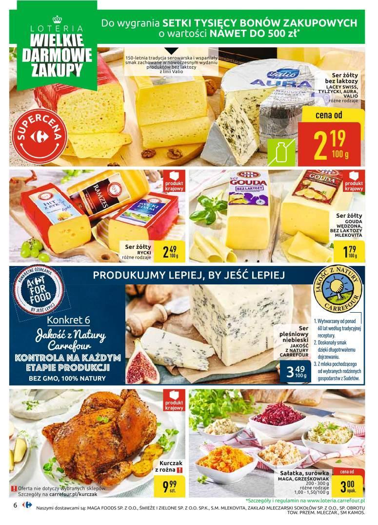 Gazetka promocyjna Carrefour do 12/10/2019 str.6