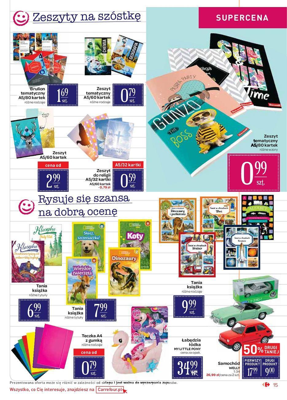 Gazetka promocyjna Carrefour Market do 18/08/2018 str.14