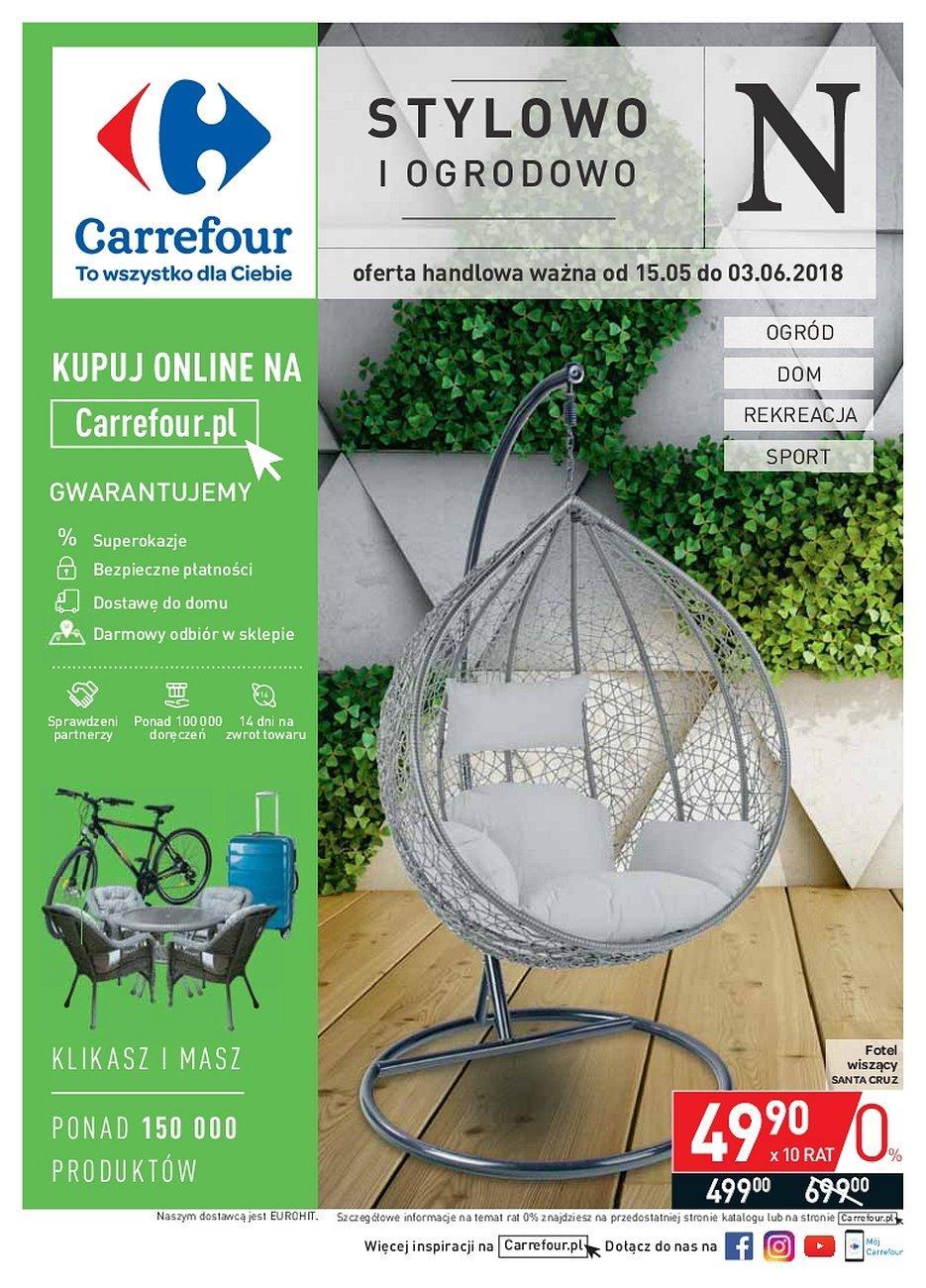 Gazetka promocyjna Carrefour do 03/06/2018 str.0