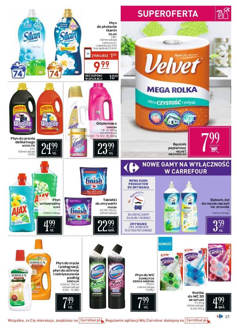 Gazetka promocyjna Carrefour do 09/06/2018 str.20