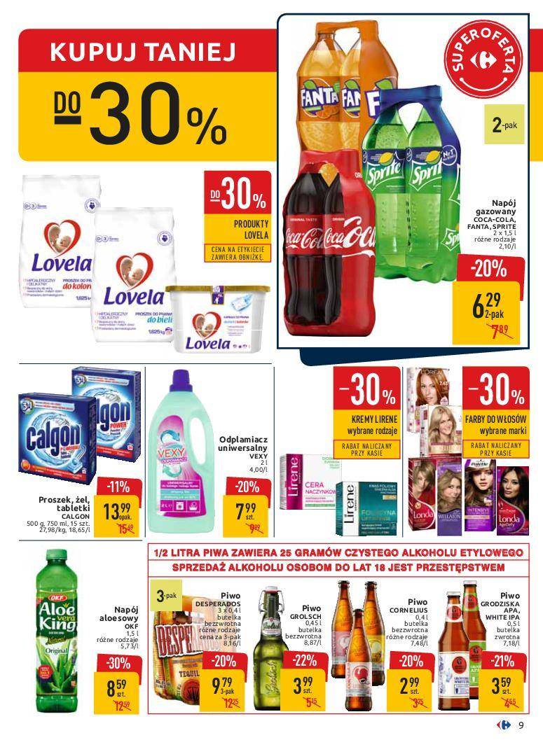 Gazetka promocyjna Carrefour do 19/01/2019 str.9