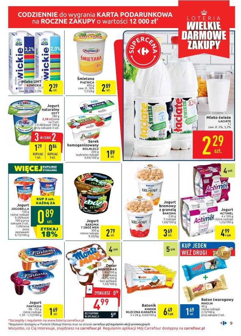 Gazetka promocyjna Carrefour do 05/10/2019 str.8