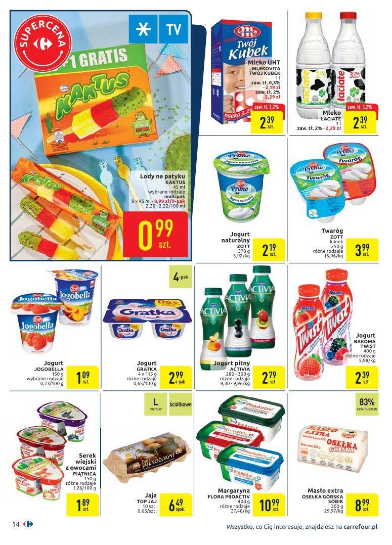 Gazetka promocyjna Carrefour do 11/05/2019 str.13