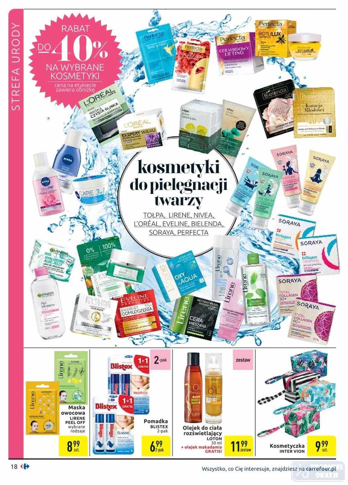Gazetka promocyjna Carrefour do 22/06/2019 str.17