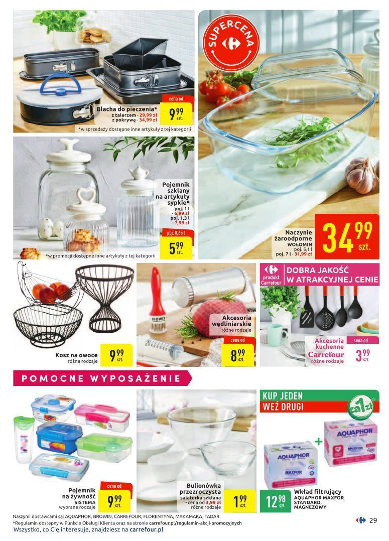 Gazetka promocyjna Carrefour do 24/11/2019 str.29