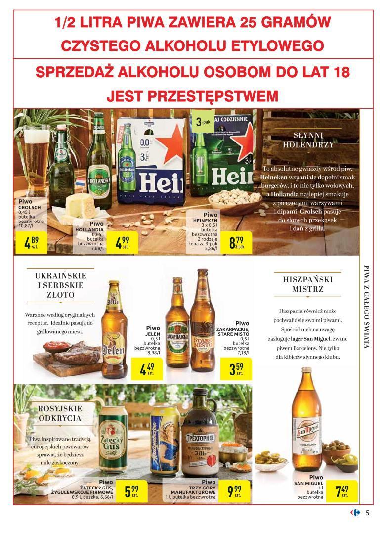 Gazetka promocyjna Carrefour do 22/06/2019 str.4