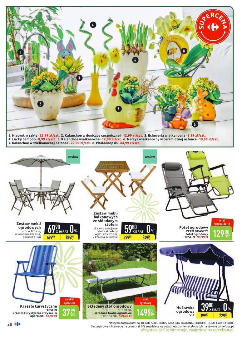 Gazetka promocyjna Carrefour do 14/04/2019 str.27