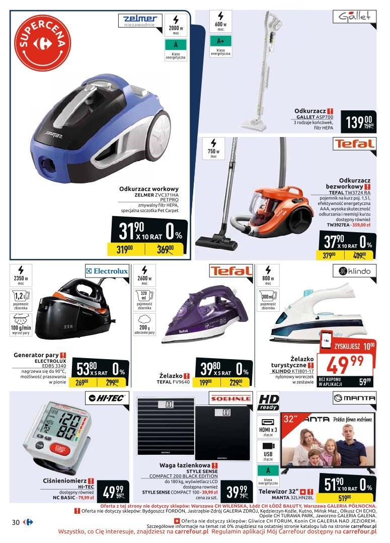 Gazetka promocyjna Carrefour do 04/05/2019 str.29