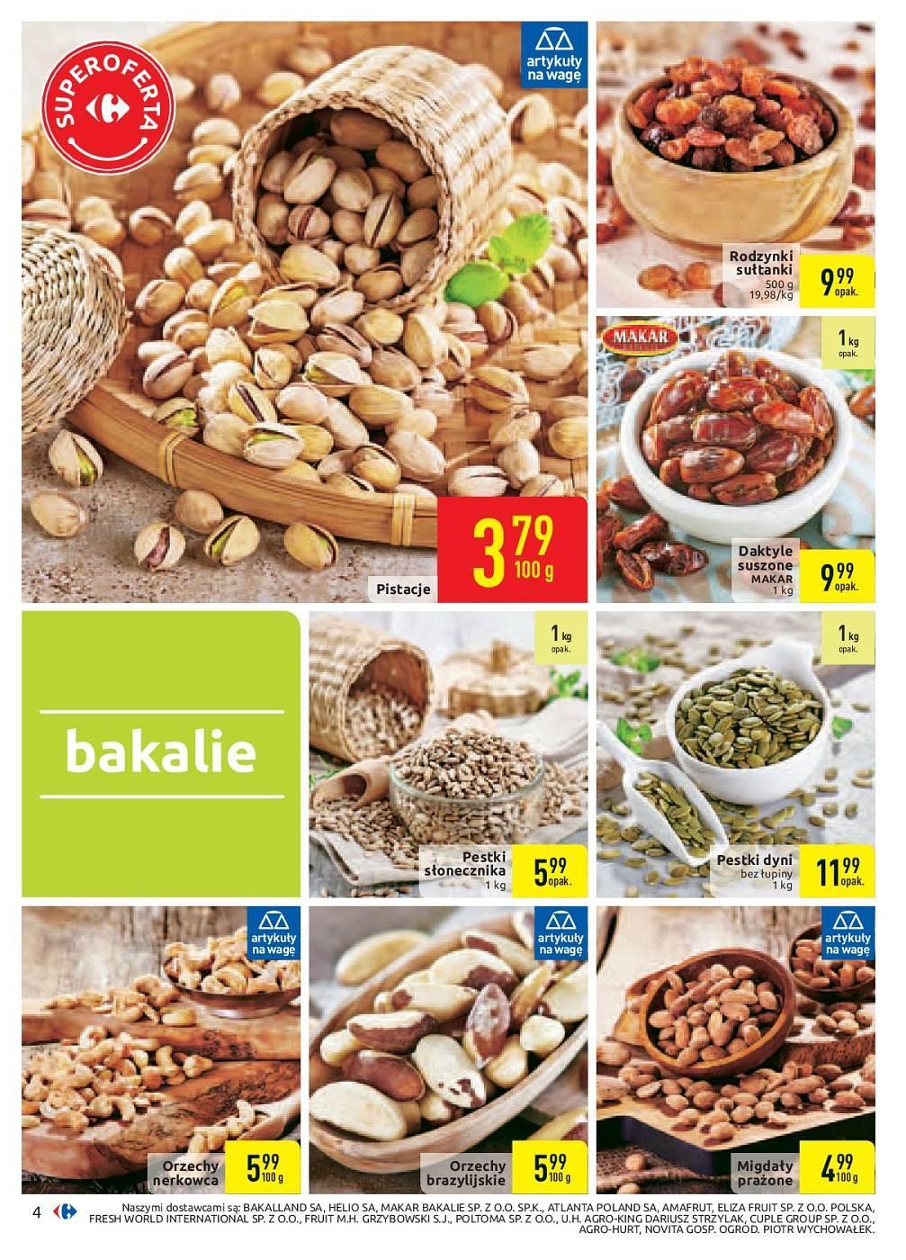 Gazetka promocyjna Carrefour do 30/09/2018 str.4