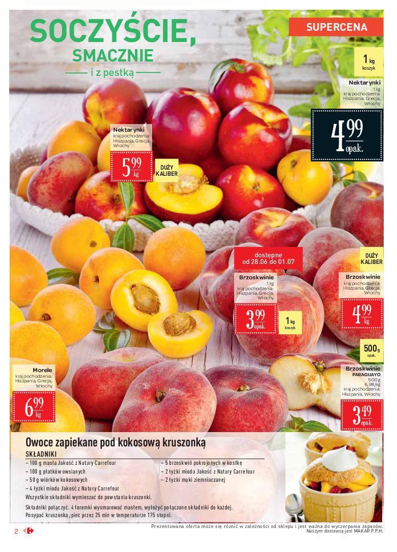 Gazetka promocyjna Carrefour Market do 07/07/2018 str.2