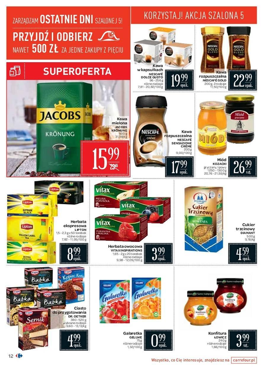 d113042c Gazetka promocyjna i reklamowa Carrefour, od 25/10/2017 do 30/10 ...