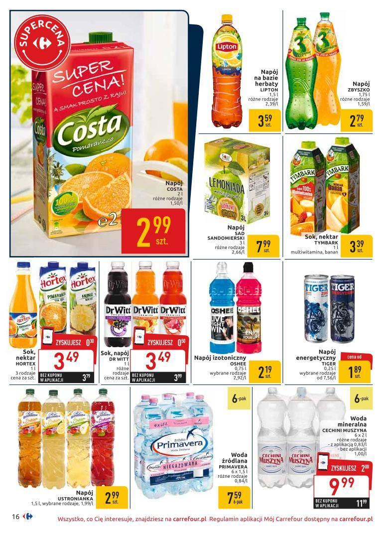 Gazetka promocyjna Carrefour do 07/09/2019 str.15