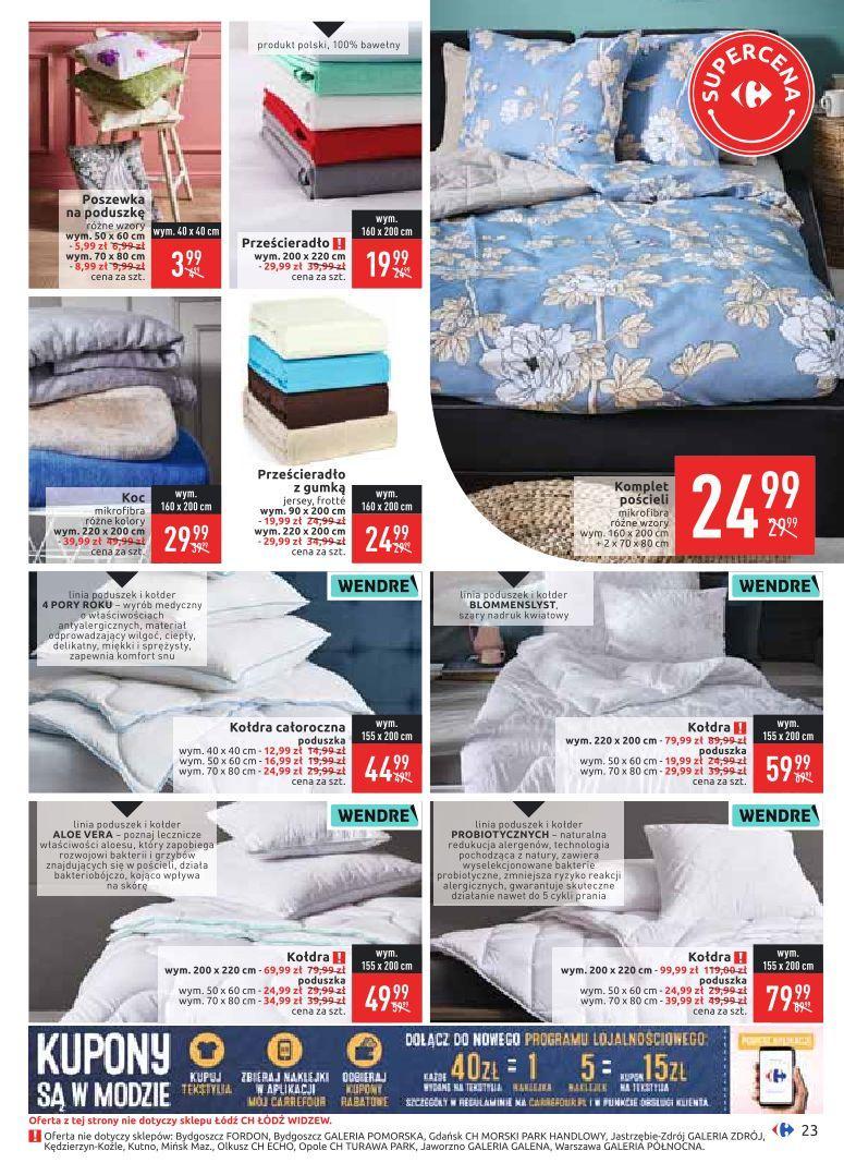 Gazetka promocyjna Carrefour do 24/02/2020 str.23