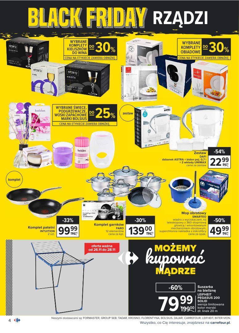 Gazetka promocyjna Carrefour do 05/12/2020 str.4