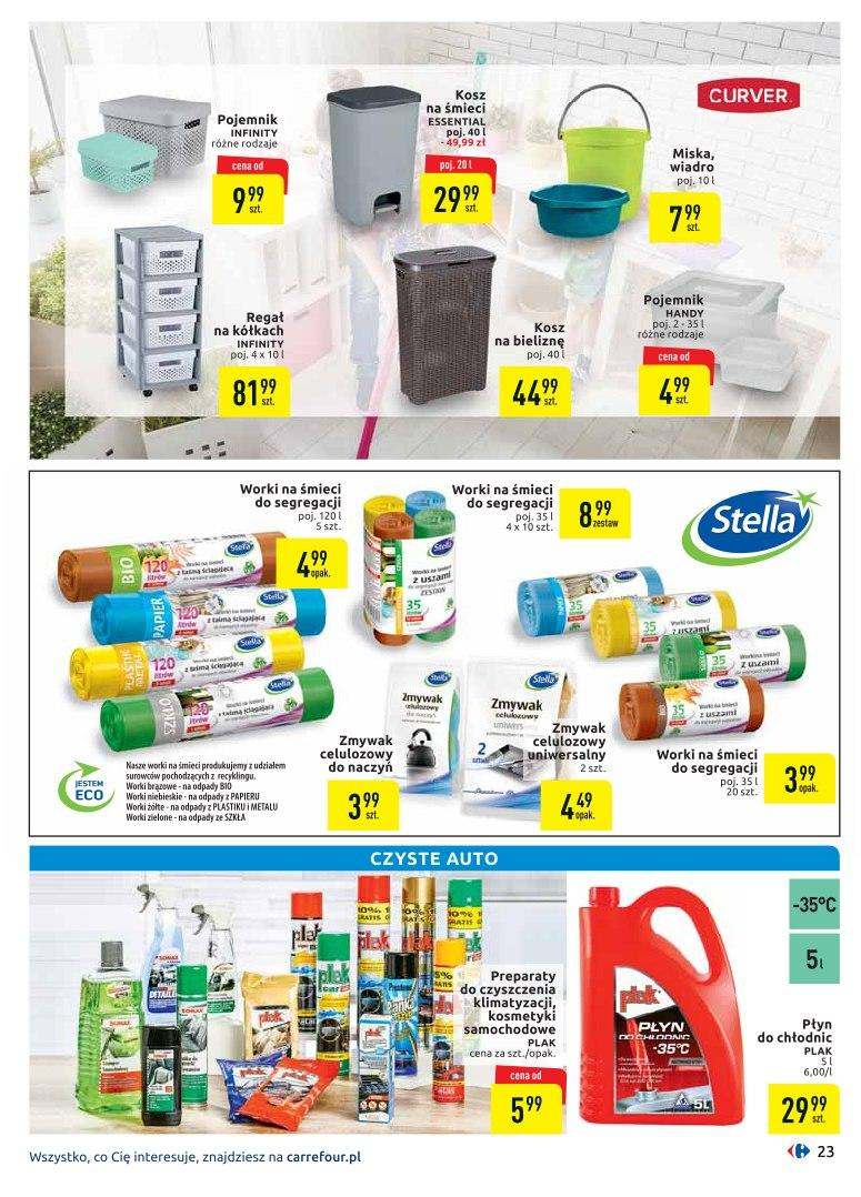 Gazetka promocyjna Carrefour do 23/03/2019 str.22