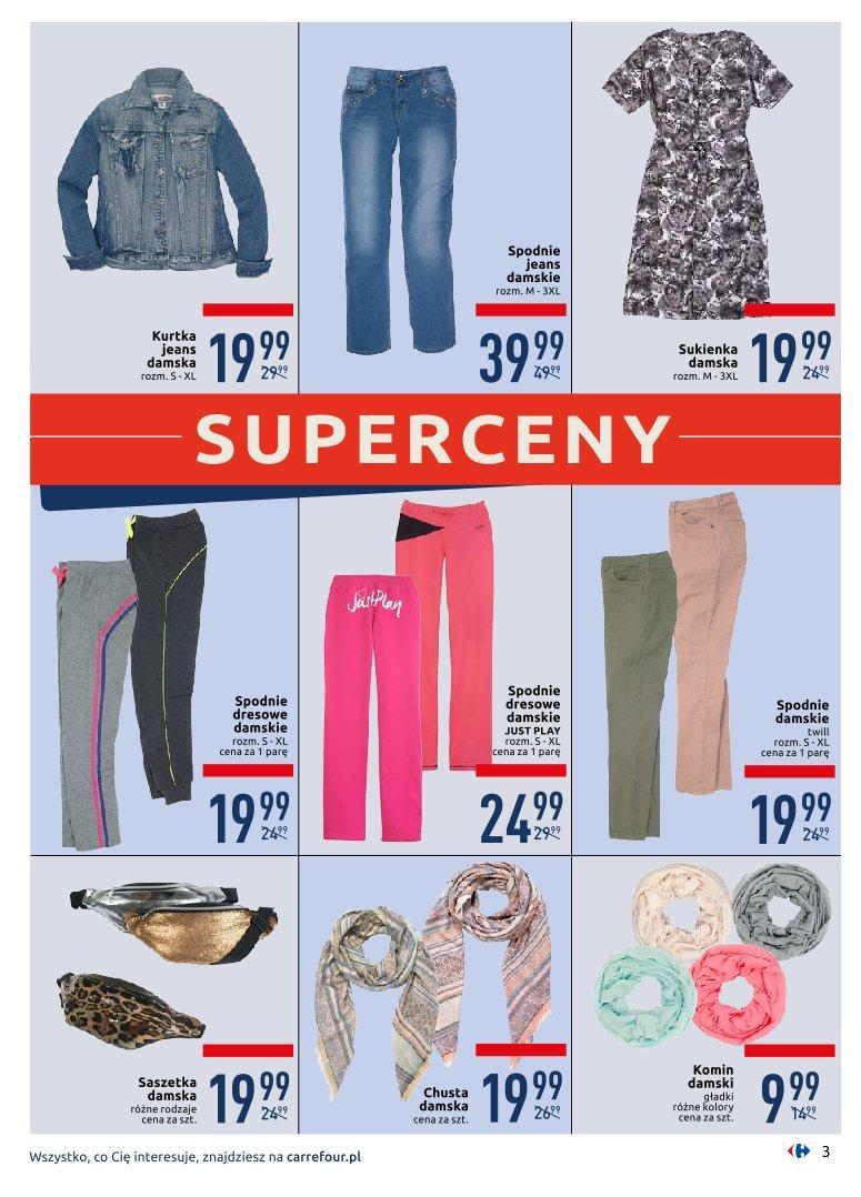 Gazetka promocyjna Carrefour do 20/04/2019 str.2