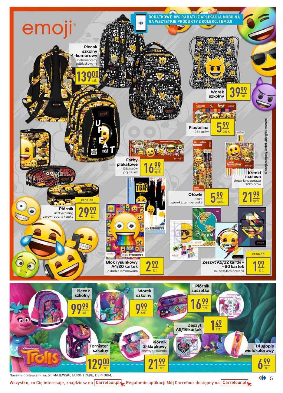 Gazetka promocyjna Carrefour do 11/08/2018 str.5