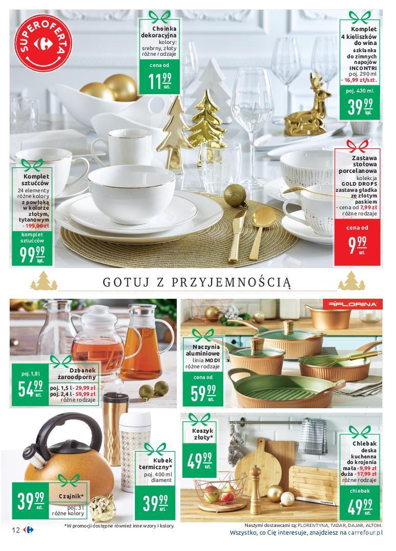 Gazetka promocyjna Carrefour do 02/12/2018 str.12
