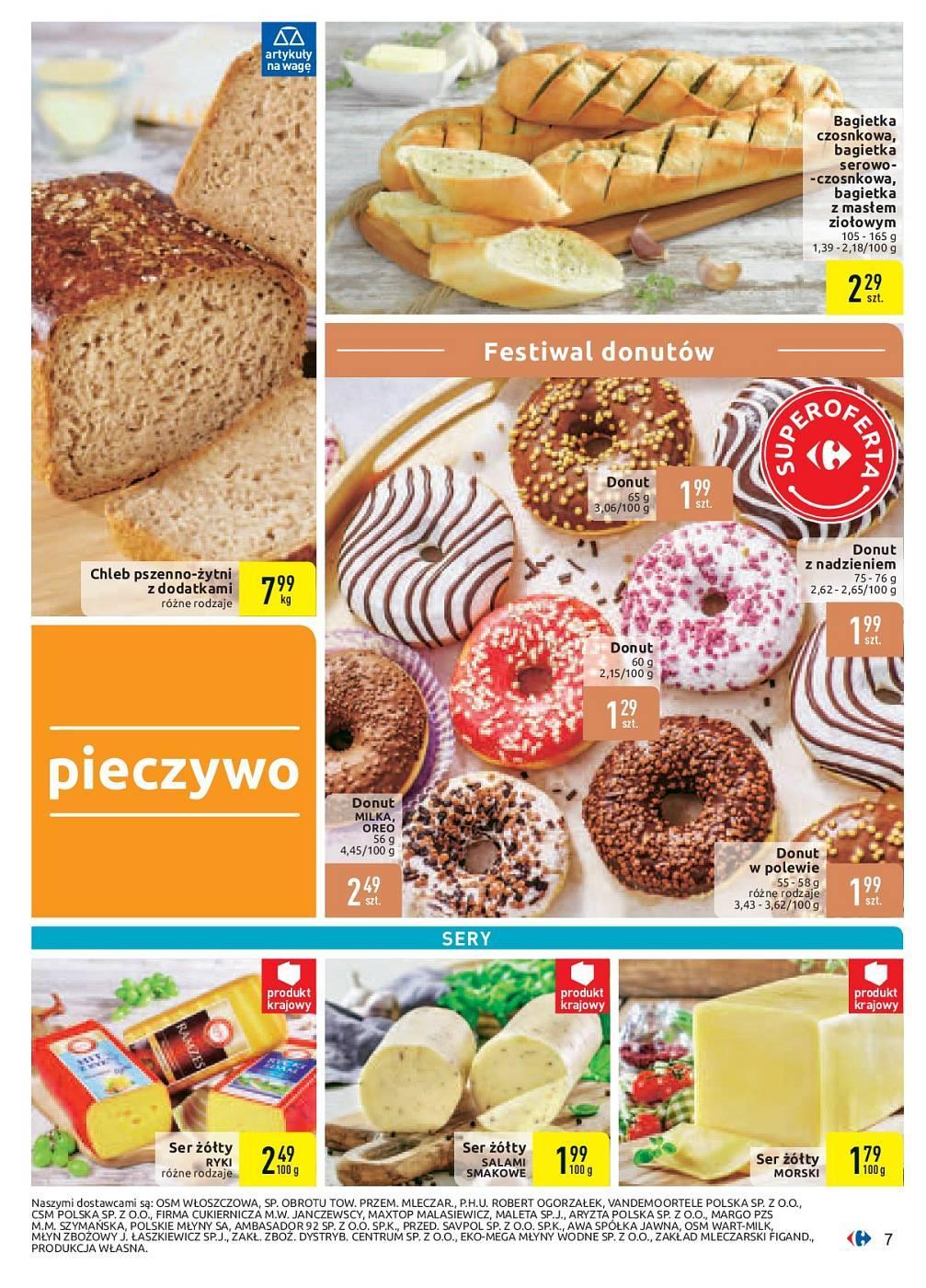 Gazetka promocyjna Carrefour do 30/09/2018 str.7