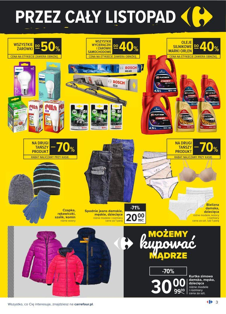 Gazetka promocyjna Carrefour do 05/12/2020 str.3