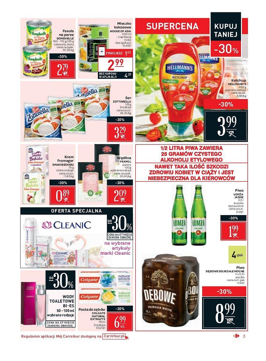 Gazetka promocyjna Carrefour Market do 14/04/2018 str.2