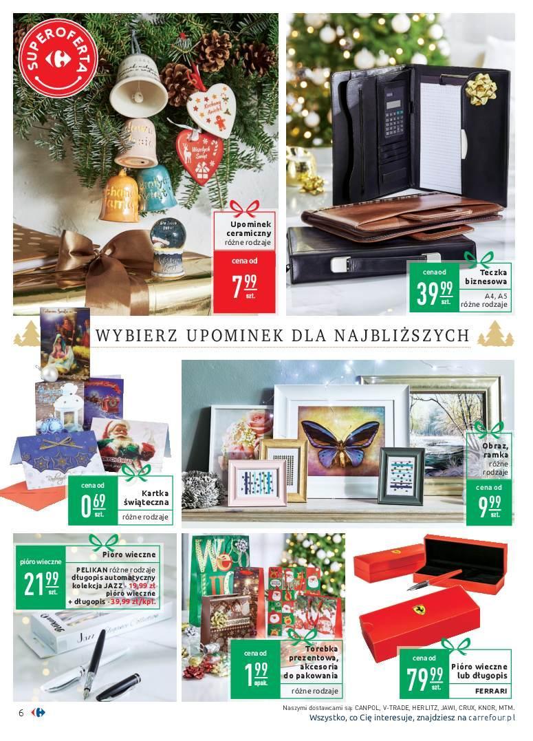 Gazetka promocyjna Carrefour do 02/12/2018 str.6