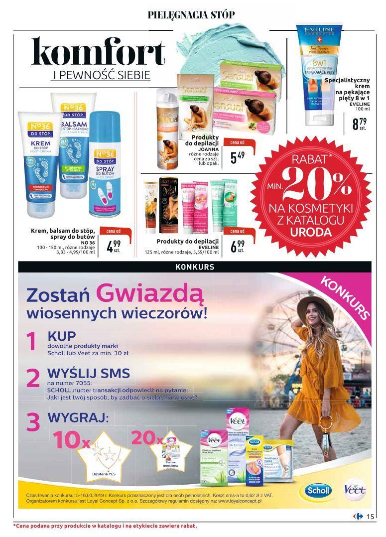 Gazetka promocyjna Carrefour do 16/03/2019 str.14