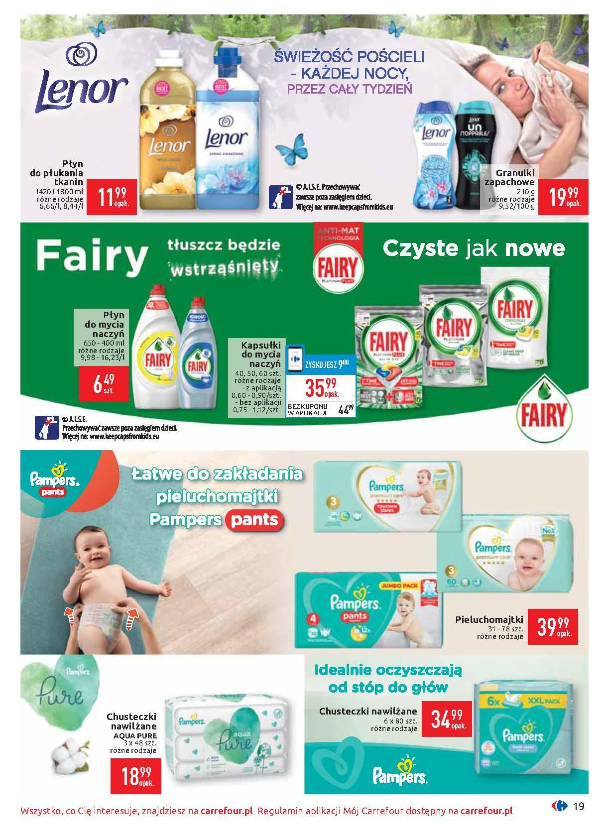 Gazetka promocyjna Carrefour do 17/02/2020 str.19