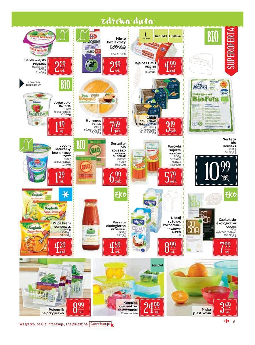 Gazetka promocyjna Carrefour Market do 14/04/2018 str.8