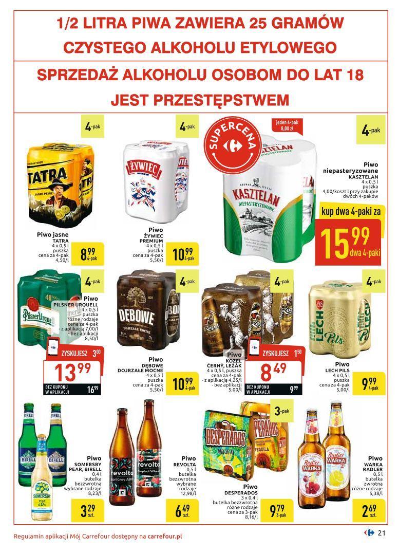 Gazetka promocyjna Carrefour do 12/10/2019 str.21