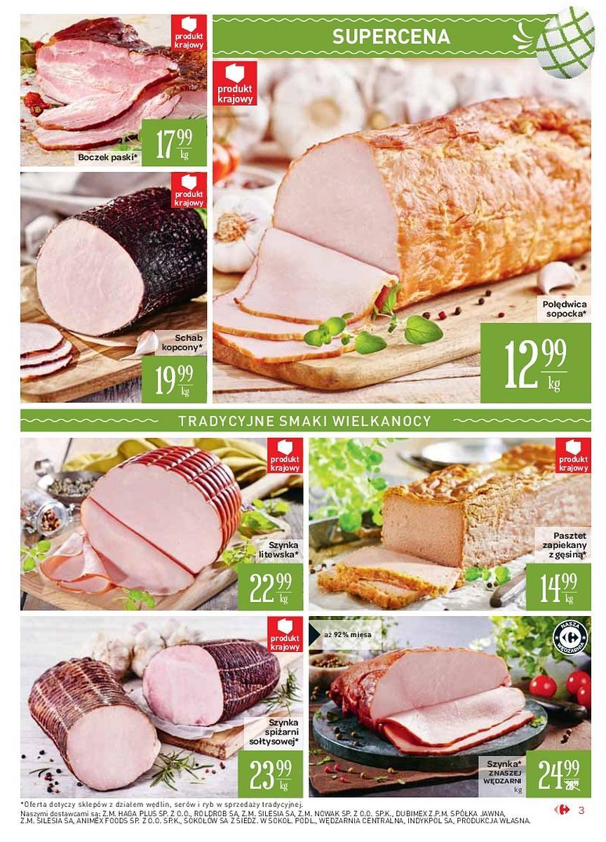 Gazetka promocyjna Carrefour Market do 31/03/2018 str.2