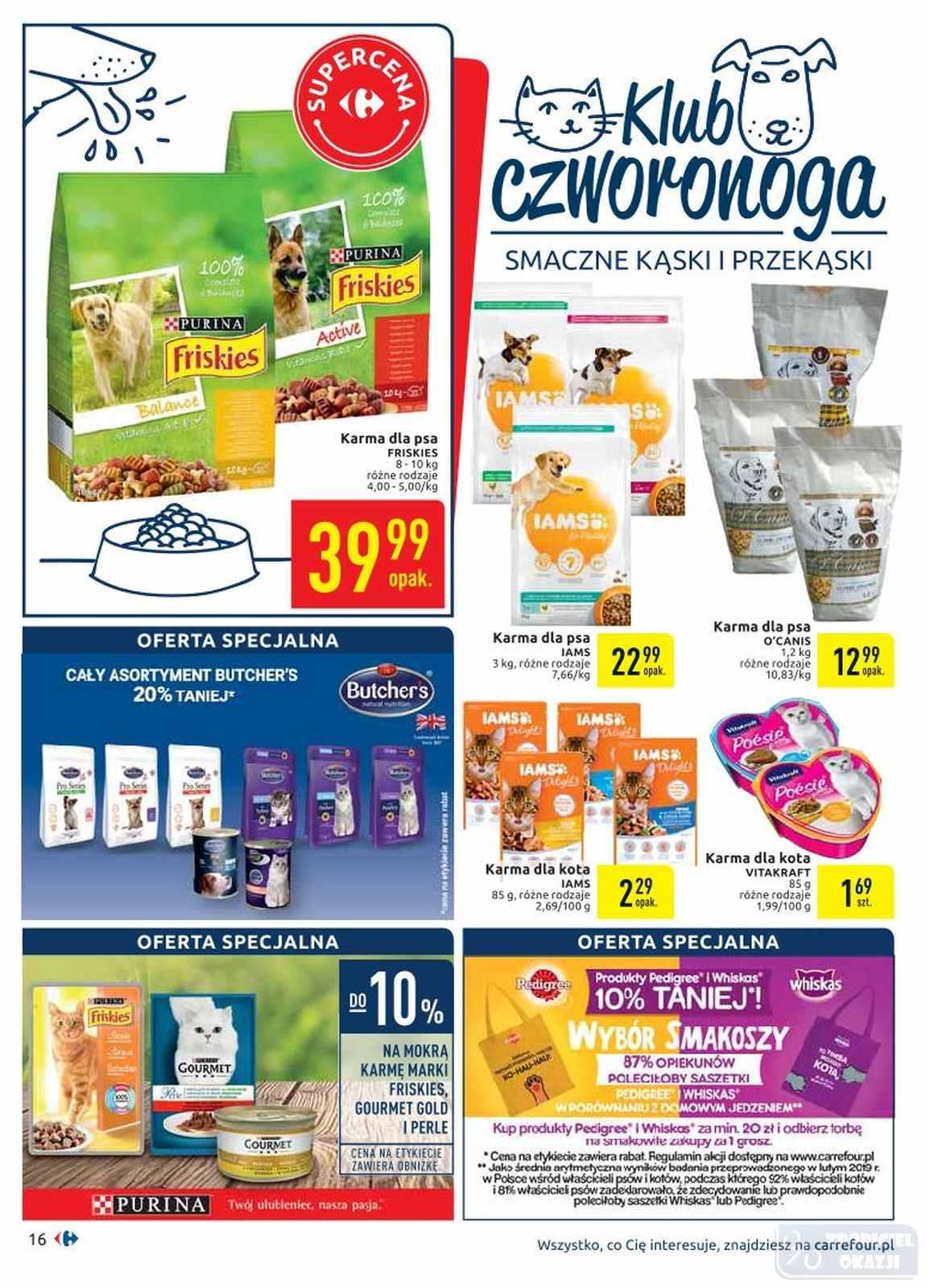 Gazetka promocyjna Carrefour do 22/06/2019 str.15