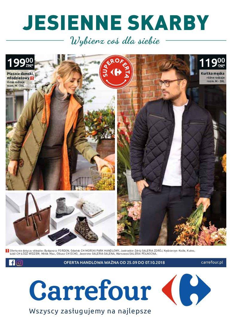 Gazetka promocyjna Carrefour do 07/10/2018 str.0
