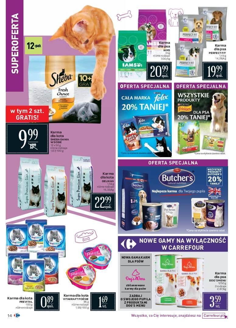 Gazetka promocyjna Carrefour do 24/06/2018 str.14