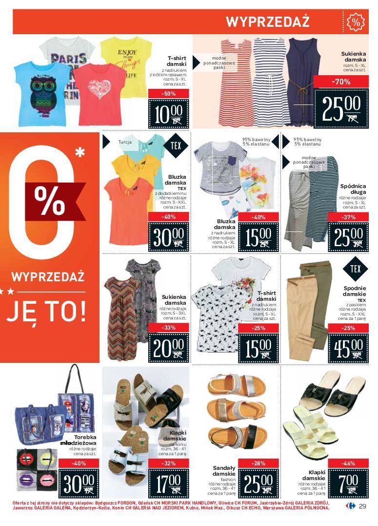 Gazetka promocyjna Carrefour do 07/07/2018 str.28