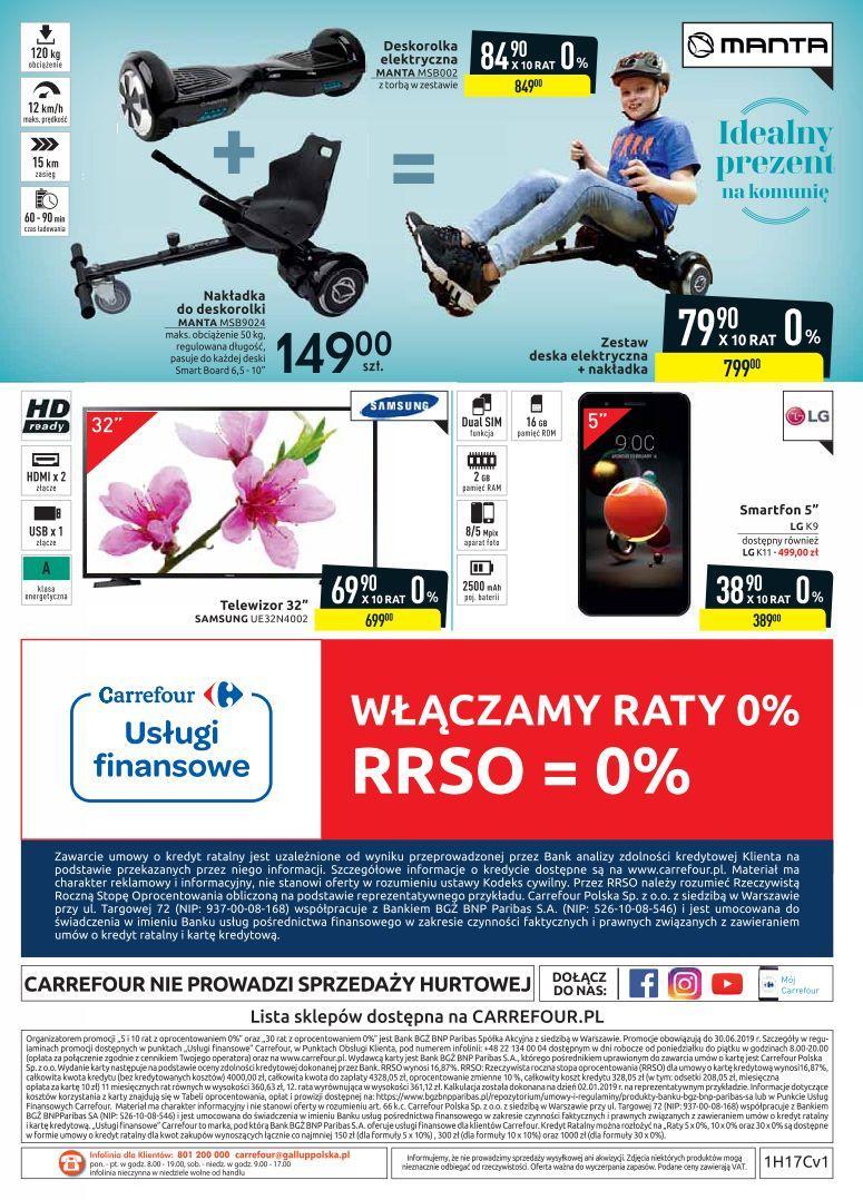 Gazetka promocyjna Carrefour do 11/05/2019 str.15