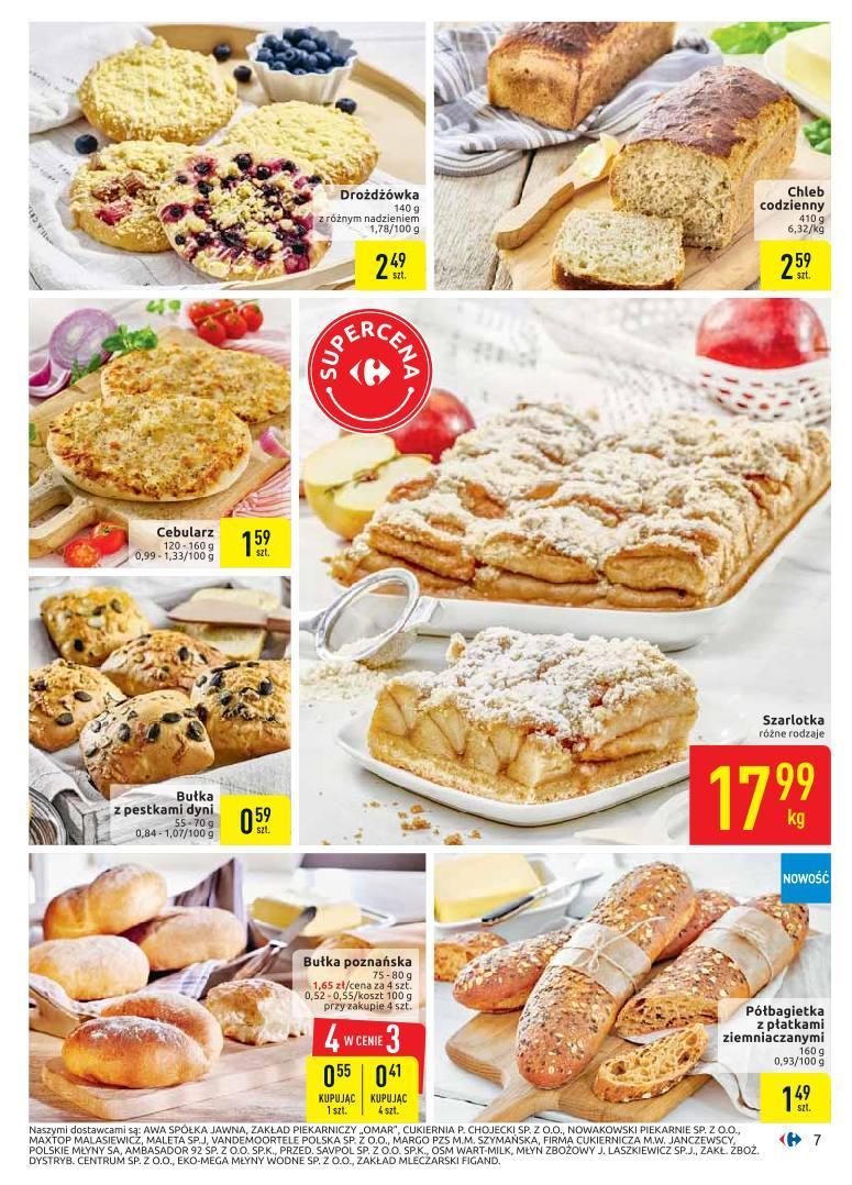 Gazetka promocyjna Carrefour do 19/08/2019 str.6